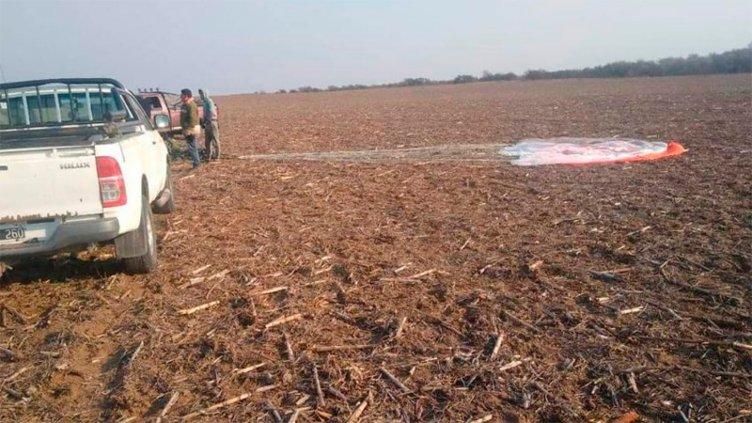 Murió un piloto paranaense tras eyectarse de un avión de la Fuerza Aérea