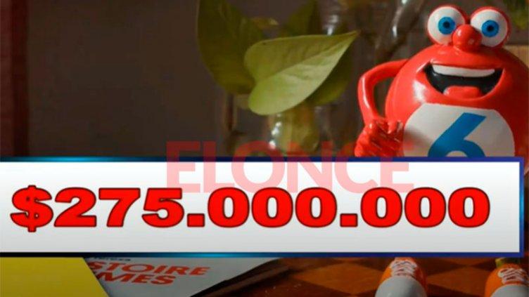 Los pozos del Quini 6, vacantes una vez más: Habrá $275 millones en juego