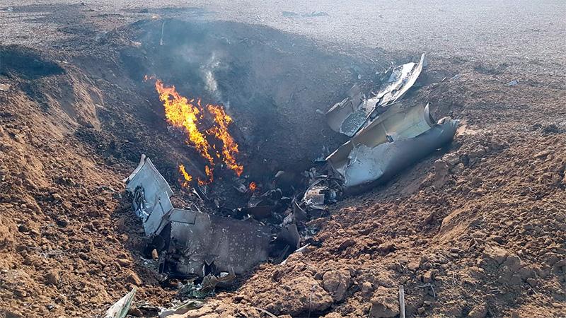 Piloto paranaense fallecido al eyectarse: Revelan el resultado de la autopsia