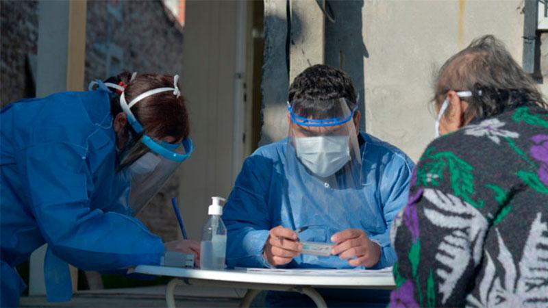 Coronavirus en Argentina: Confirmaron 127 muertes y 7.147 nuevos contagios