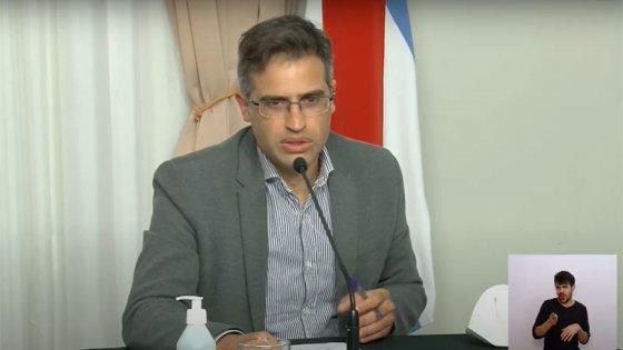 Covid: Prevén que en Paraná el tercer brote de contagios supere a los anteriores
