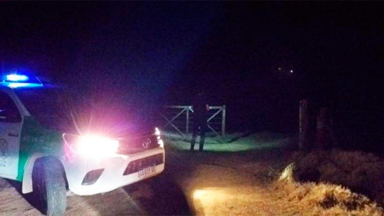 Hallaron muertos a balazos a un nene de dos años y su padre policía