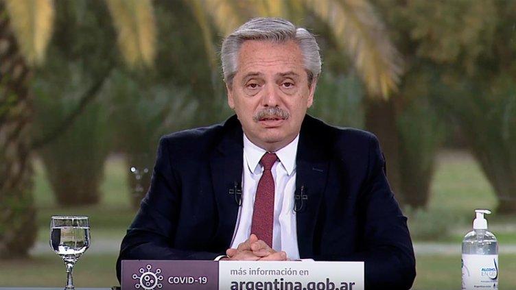Fernández anunció obras en cinco provincias: