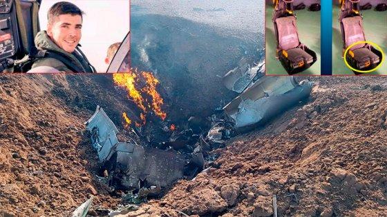 Revelan detalle de eyección que pudo influir en la muerte de piloto paranaense