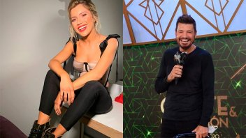 Laurita Fernández enfrentó los rumores de romance con Marcelo Tinelli