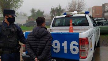 Detuvieron en Paraná a un joven que tenía pedido de captura