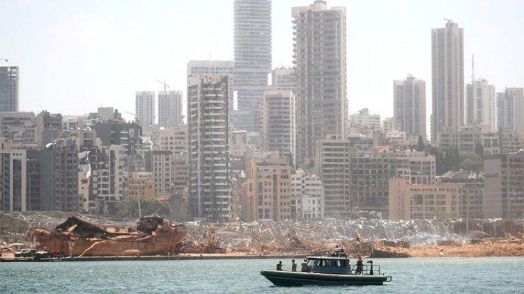 Tragedia en Beirut: Localizaron el barco que transportó el material explosivo