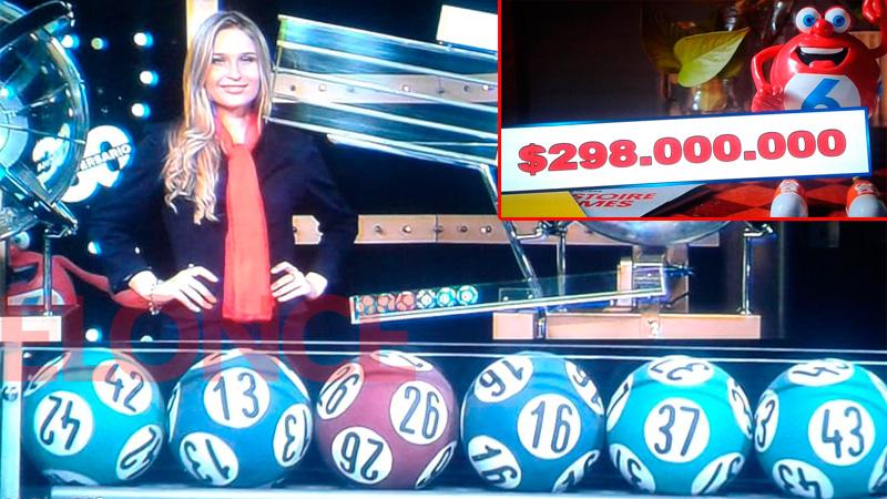 Los números del Siempre Sale y el pozo para el próximo sorteo.