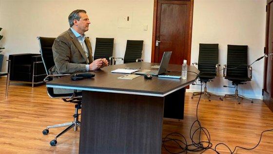 Bahl y Jatón acordaron más controles en accesos a Paraná y Santa Fe