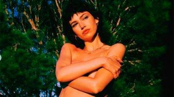 Al desnudo: Úrsula Corberó causó furor con sus sensuales fotos