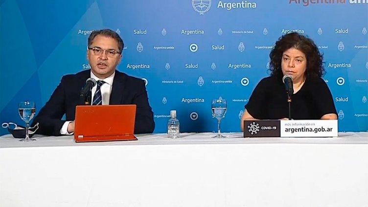Con 21 nuevas muertes, Argentina llega a 4.785 fallecidos por coronavirus