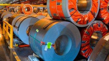 La industria recuperó fuerte el uso de su capacidad instalada en abril