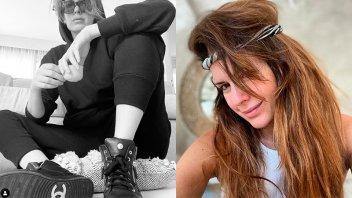 Isabel Macedo: Look deportivo y botas que cuestan 100.000 pesos