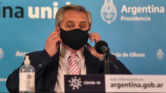 Fernández anuncia cómo sigue el aislamiento: Instará a la responsabilidad social