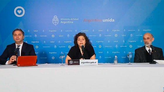 Con 66 nuevos fallecidos, suman 5.428 los muertos por coronavirus en Argentina