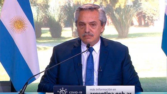Fernández acordó con los gobernadores