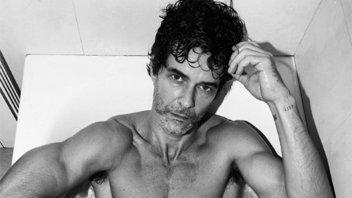 La foto de Mariano Martínez completamente desnudo en la bañera y más...