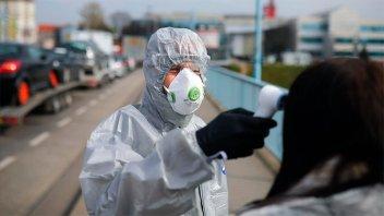 Alemania registró su cifra diaria más alta de contagios de COVID-19