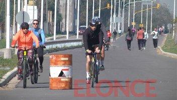 Día Mundial Sin Auto: Cada vez son más los paranaenses que utilizan la bicicleta