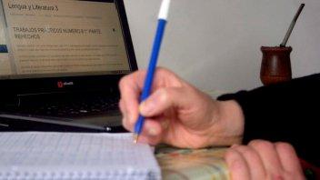 Reconocerán las capacitaciones virtuales en las carreras de Formación Docente