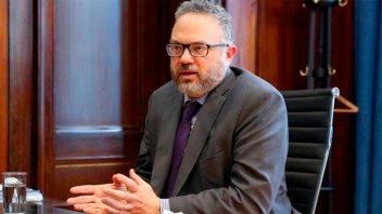 Matías Kulfas y Miguel Pesce se reunieron con la nueva cúpula de la UIA