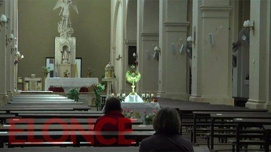 Bordet habilitó las celebraciones religiosas en todo el territorio provincial
