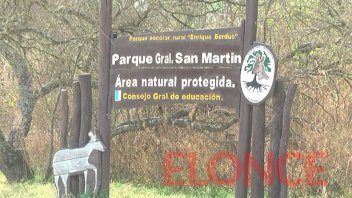 Día del animal: Parque San Martín y el compromiso de cuidar la fauna autóctona