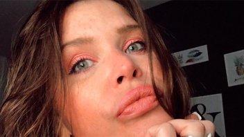 El enojo de Nazarena Vélez por un viejo rumor que la relacionaba con Maradona