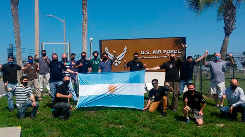 Qué beneficios brinda a la Argentina el satélite Saocom 1A — NASA