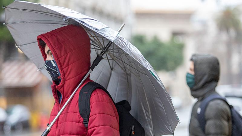 Alerta por tormentas fuertes en siete provincias: Incluye una zona de Entre Ríos