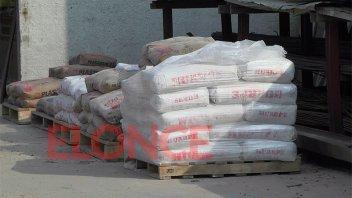 La venta de materiales para la construcción muestra síntomas de