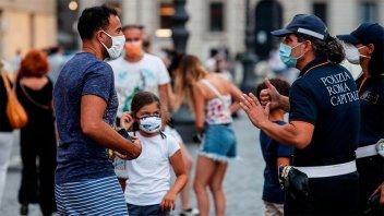 Italia superó los 10.000 casos de coronavirus, su marca más alta