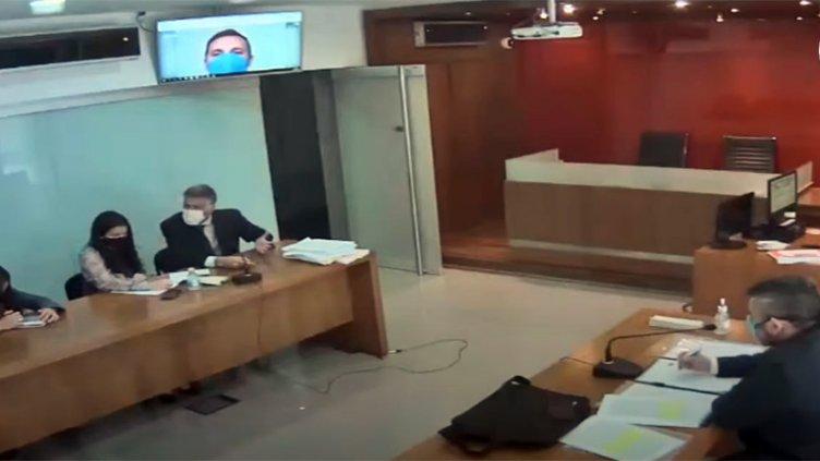 Extienden 90 días la prisión de Martínez por el femicidio de Fátima Acevedo