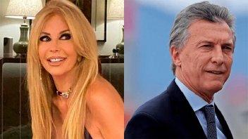 Graciela Alfano dijo que iba a hacer un trío sexual con Macri pero algo falló