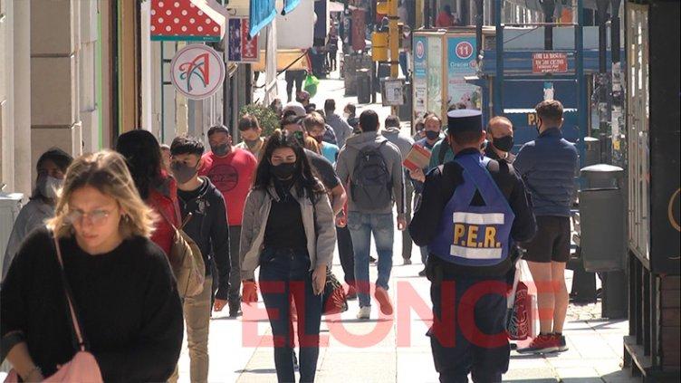 Reportaron 127 casos de Covid-19 en doce departamentos: Registraron 78 en Paraná