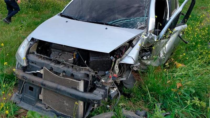 Falleció el joven que chocó su auto contra un guardarrail en Oro Verde