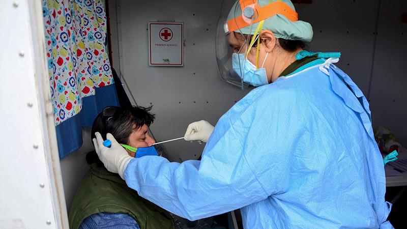 Coronavirus: Hubo 143 muertes y 9.276 nuevos contagios en las últimas 24 horas