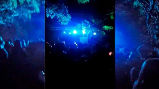 Desactivaron varias fiestas: en una quinta cobraban entrada y había 400 personas