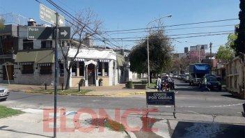 Finalizó obra de recuperación de trama vial en calle Urquiza: Taparon 45 baches