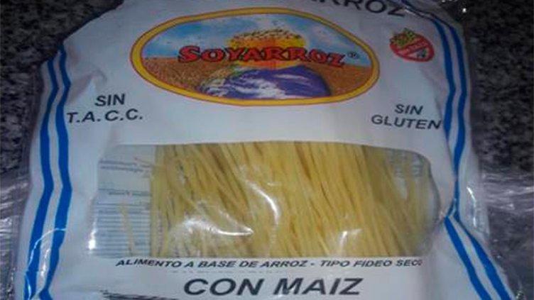 Prohibieron varios alimentos a base de arroz y soja: El listado