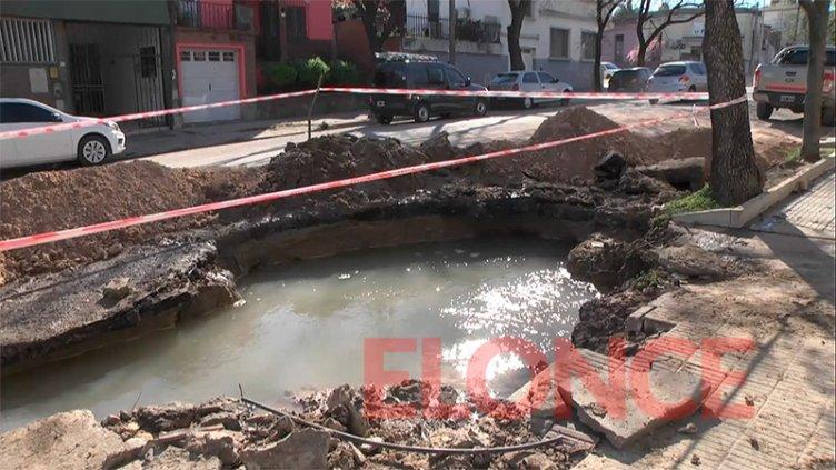 Persiste la falta de agua potable en algunas zonas de Paraná
