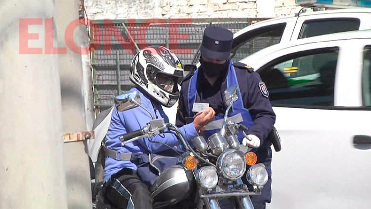 Operativos policiales para evitar aglomeraciones: Lo que exigen a conductores