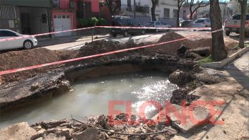 Persiste la falta de agua en la zona este de Paraná: Restringen hasta las 21
