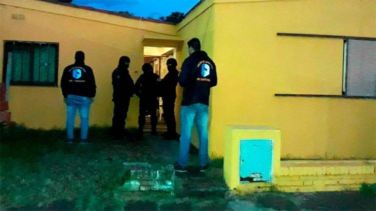Condenaron a banda narco integrada por policías y agentes penitenciarias