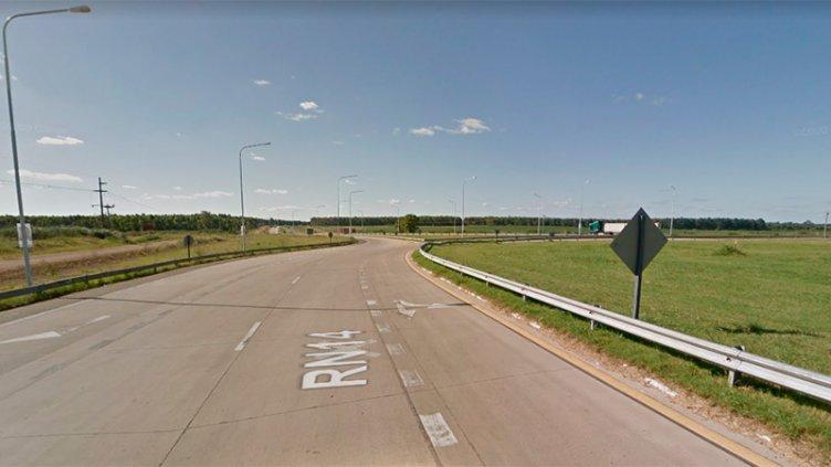 Hallaron muerto a un hombre de 79 años sobre la Autovía: Habría sido atropellado