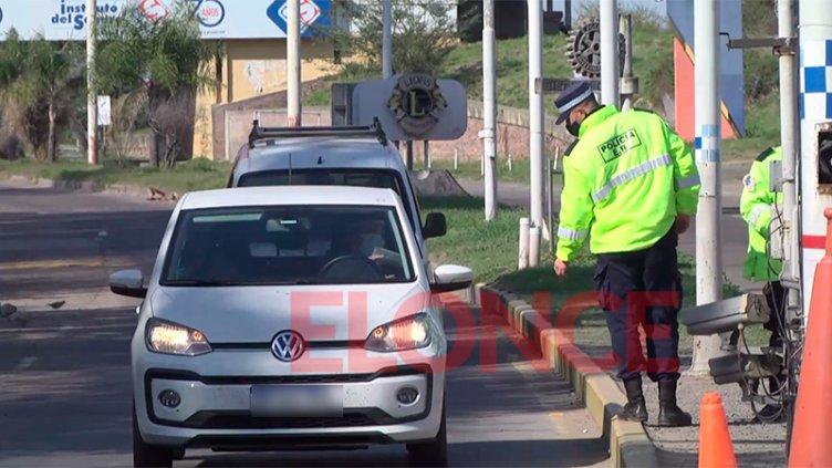 Controles en el Túnel: Aclaran que Santa Fe aún exige el hisopado negativo