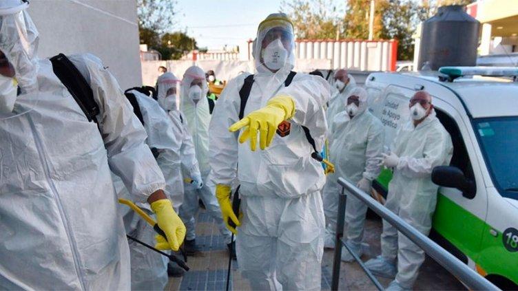 Reportaron 470 muertes y 12.027 nuevos casos por covid-19 en Argentina