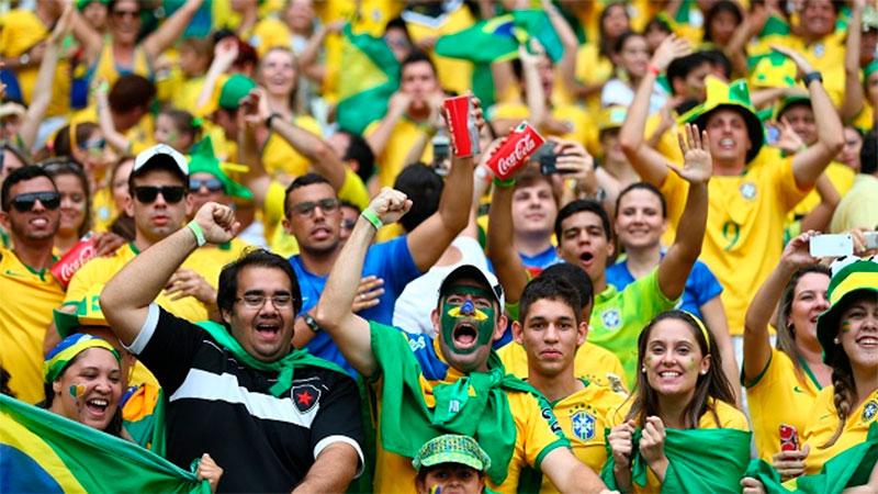 Brasil aprueba la vuelta del público a los estadios de fútbol - Internacionales - Elonce.com