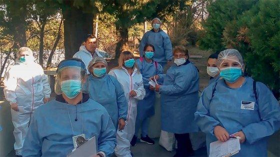Reportaron 107 casos de Covid-19 en nueve departamentos: Paraná sumó 60