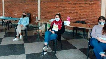 Ponen en marcha en Paraná el Programa Municipal Promover